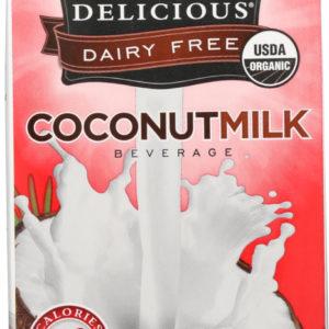 WESTSOY: Organic Unsweetened Original Soymilk, 64 oz